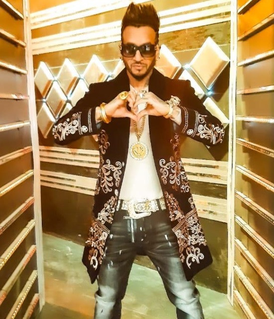 Get a Celebrity Video Greetings from Jazzy B