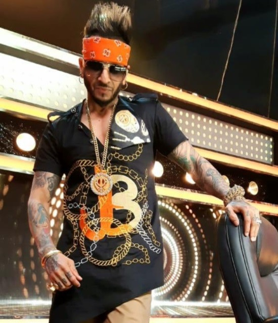 Get a Celebrity Greetings from Jazzy B