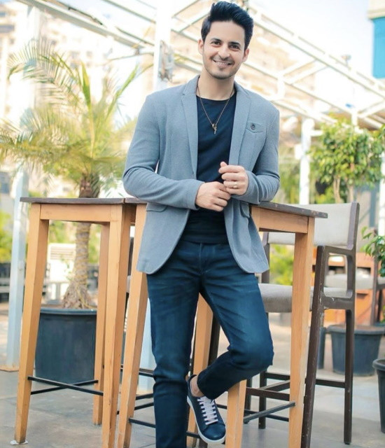 Get a Celebrity Greetings from Mohit Malhotra