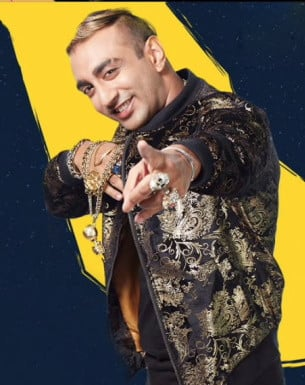 Get a Celebrity Shoutouts from Akash Dadlani