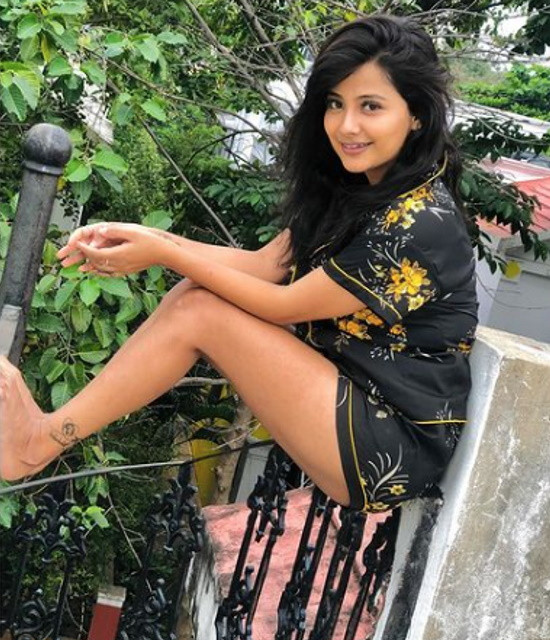 Get a Personalized Celebrity Video Message from Shubhangi Pant