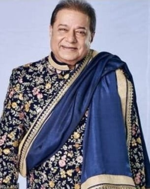 Get a Celebrity Shoutouts from Anup Jalota