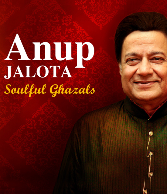 Get a Celebrity Video Greetings from Anup Jalota